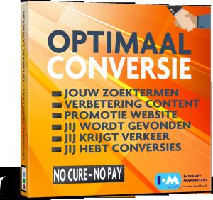 Nieuwe leads en klanten met Optimaal Conversie